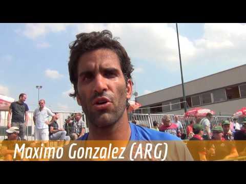 M.Gonzalez - ATP Challenger Padova 2014 (d. Cacic 6-2 6-2)