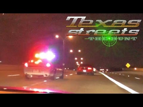 Guy Street Racing @ 140mph Gets pulled over