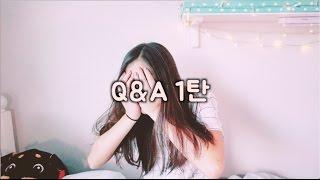 얼공이다!!!) Q&A 답변 1탄 (+공지) :: 나이? 연애? ...