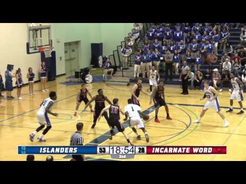 Highlights: Islanders MBB Defeats Incarnate Word