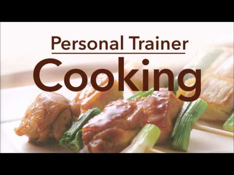 Dictionary - Personal Trainer: Cooking