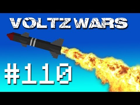 Minecraft Voltz Wars - The Building of Rapture! #110