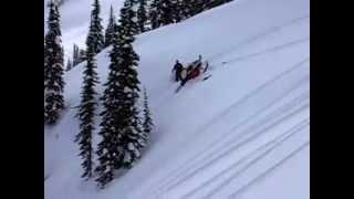 5. Climbing power...Ski-Doo or Yamaha?