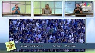 THE MUBET SHOW επεισόδιο 27/5/2016