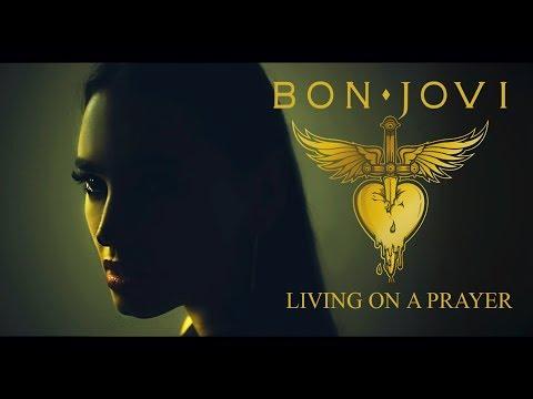 "Bon Jovi  ""Living On A Prayer"" Cover"