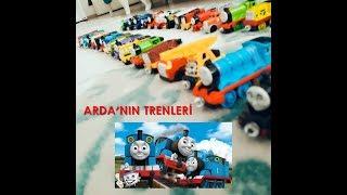 ARDA'NIN THOMAS TRENLERİ , eğlenceli çocuk videosu, çocuklar için video SAYFAMIZI BEĞENMEYİ UNUTMAYIN ARDA İLE...