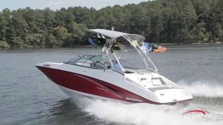 9. Yamaha AR190 (2016-) Review Video- By BoatTest.com