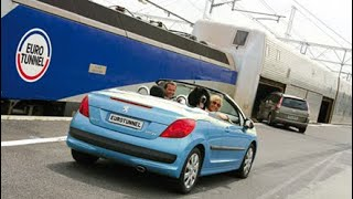 Coquelles France  City pictures : HOW TO USE EUROTUNNEL A STEP BY STEP GUIDE TO YOUR CAR CROSSING INTO FRANCE / ENGLAND