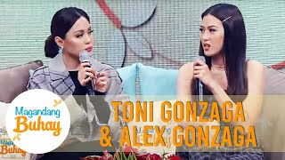 Video Magandang Buhay: Toni shares her opinion on Alex's perception about marriage MP3, 3GP, MP4, WEBM, AVI, FLV Maret 2019