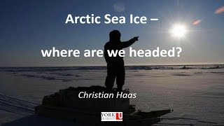 KEGS Presents: The Arctic Sea – where are we headed?