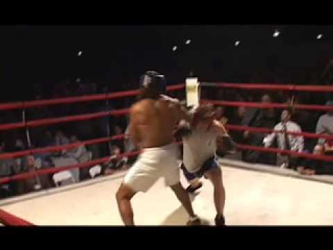 Boxing Blooper and Hot Ringgirl Ashley M Hammonds