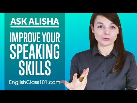 5 Tips To Become A Confident English Speaker! Ask Alisha