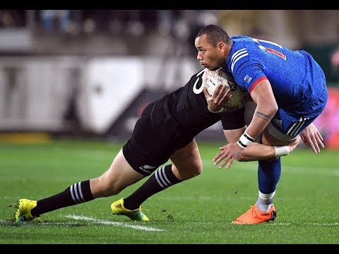 All Blacks vs France 3rd Test 2018 1st Half