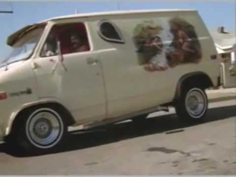 Cheech & Chong - Bouncy Van