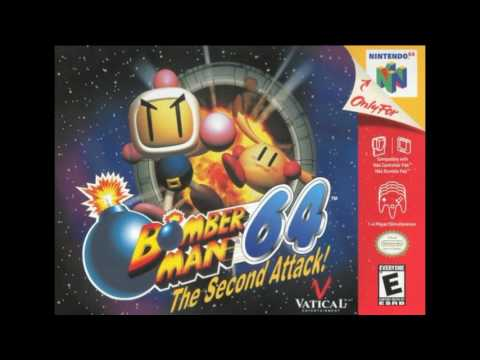 Bomberman 64 - The Second Attack(爆ボンバーマン2) 【N64】 OST 16 Merchant Ship Frontier