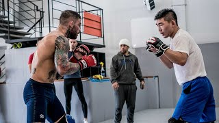 Video ROAD TO #UFC235 | EP3 - SAVAGE MODE!! Solid sparring with the TEAM! MP3, 3GP, MP4, WEBM, AVI, FLV Februari 2019