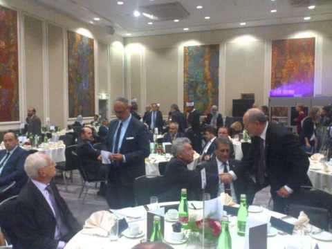 حوار البرلمانى النمساوى عمر الراوى مع وكالة انباء الشرق الاوسط