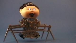 Build: Mechamo Crab & Halloween Hack