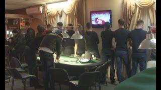 Псевдоолимпийские игры в покер.MestoproTV
