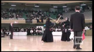 Urakawa Japan  city pictures gallery : Finals Match 4/7 '08 All Japan Students Kendo Champs