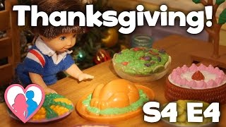 "The Barbie Happy Family Show S4 E4 ""Thanksgiving Special!"""