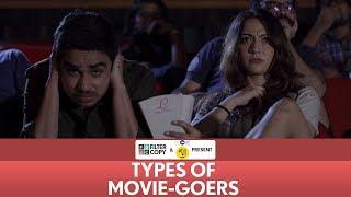 Video FilterCopy | Types Of Movie-Goers | Ft. Anupama Chopra, Hira, Banerjee, Ashish Verma, Akash Deep MP3, 3GP, MP4, WEBM, AVI, FLV Mei 2018