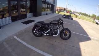 7. Rabid Hedgehog's review of the 2016 Harley Roadster