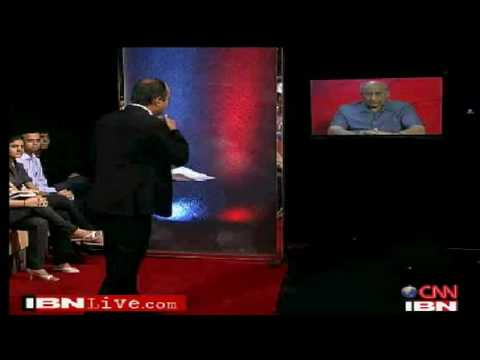 A DOSE OF REALITY ! :: 2/10 :: CNN-IBN Debates :: Are Reality TV Shows Going Over Board.?
