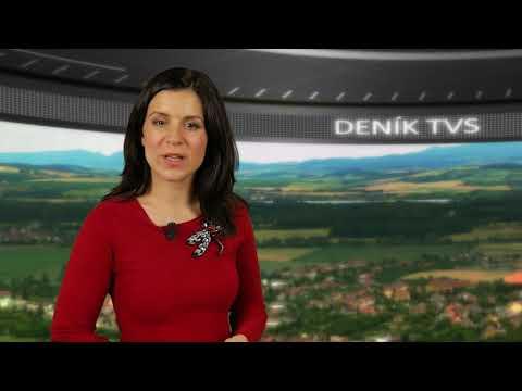 TVS: Deník TVS 3. 11. 2017