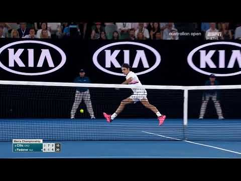 13 Times Roger Federer Used Magic in Tennis