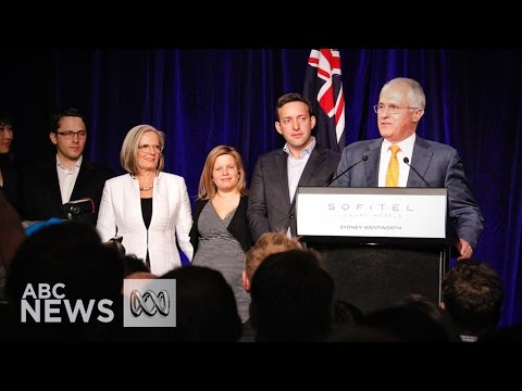 Turnbull says he can still form government