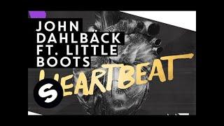 John Dahlback videoklipp Heartbeat (feat.Little Boots) (Original Mix)