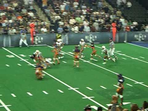 LFL – Chicago Bliss QB looses her bottom 9/4/09