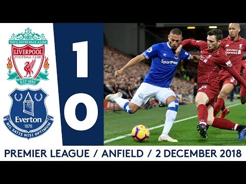 CRUEL LUCK ON DERBY DAY! | LIVERPOOL 1-0 EVERTON