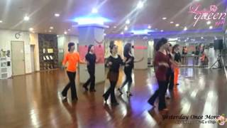 Nonton Yesterday Once More Line Dance Film Subtitle Indonesia Streaming Movie Download