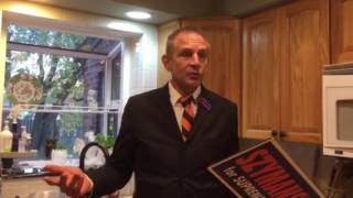 Judge Frank Szymanski supports the bill of rights