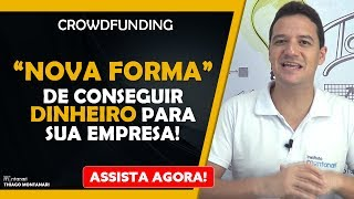 """Crowdfunding: descubra mais sobre esta """"nova forma"""" de conseguir dinheiro para o seu negócio...**** VISITE A SEÇÃO DE DOWNLOADS *** http://institutomontanari.com.br/e-booksLink para Instrução CVM 588/2017: http://bit.ly/crowdfunding-cvmPlataformas de Crowdfunding:https://www.catarse.me/https://www.kickante.com.br/https://benfeitoria.com/https://www.vakinha.com.br/http://www.juntos.com.vc/https://www.broota.com.br/https://unlock.fund/pt-BRhttps://eusocio.com/Vídeos recomendados:Capital de Giro: o que é capital de giro? Como calcular o capital de giro líquido? https://youtu.be/6-8E94S4jEEComo conseguir dinheiro para abrir minha empresa - Vídeo 01https://youtu.be/iDg9FIxPpqgComo conseguir dinheiro para abrir minha empresa - Vídeo 02https://youtu.be/lz7UyvVYhBUComo começar um negócio do zero sem dinheirohttps://youtu.be/-7zDoQvruEECrowdfunding como conseguir Dinheiro para meu Negóciohttps://youtu.be/K3o5AGAnrxA"""