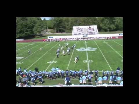Northwood Football Highlights - NU 28, Walsh 16