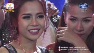 Khmer TV Show -  Live Show Week 1{Season 2