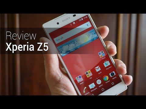 Análise: Xperia Z5 - Review do Tudocelular.com