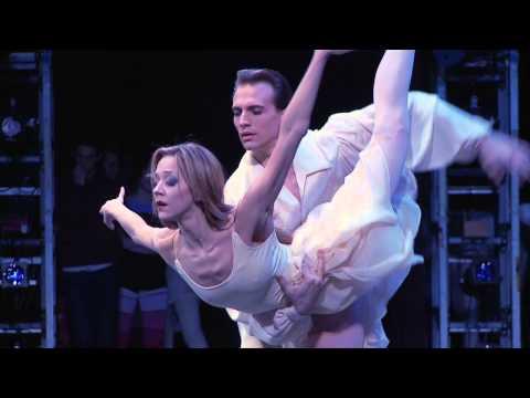 NYC Ballet's Maria Kowroski on Balanchine's CHACONNE