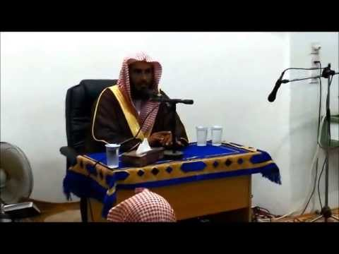 كلمة الشيخ إبراهيم الهلالي لطلاب مركز عمق -الجزء الأول