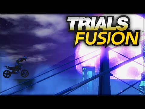 fusion - Smash that like button for some more Trials Fusion! More custom map fun & trying to beat the other Sidemen Josh & Simon! ▻Follow me on Twitter: http://www.tw...