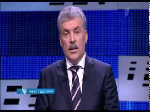Дебаты на Первом канале про медицину и здравоохранение (7.03.2018) - DomaVideo.Ru