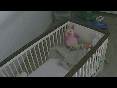 Your baby monitor may be streaming online