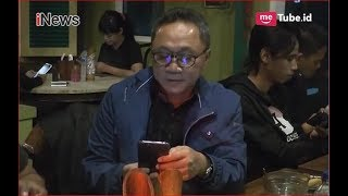 Video Zulkifli Hasan Bertemu Jokowi, PAN akan Berpindah Haluan dari Koalisi Prabowo? - iNews Malam 07/08 MP3, 3GP, MP4, WEBM, AVI, FLV Maret 2019