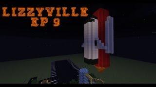 LizzyVille | Minecraft Creative Village | Ep # 9 'Save me a spot...'