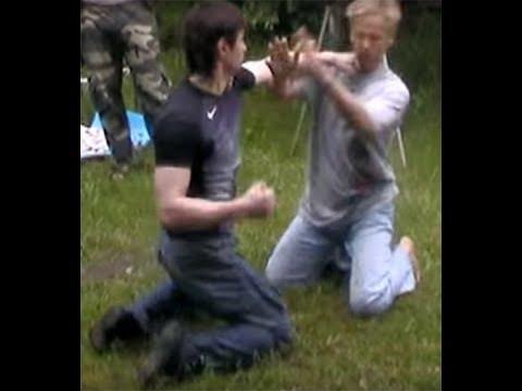 Energy shield master vs MMA fighter