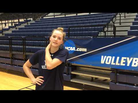 Yale VB - 2018 NCAAs - Frances Arnautou