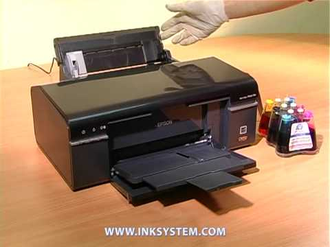 how to unclog epson t60